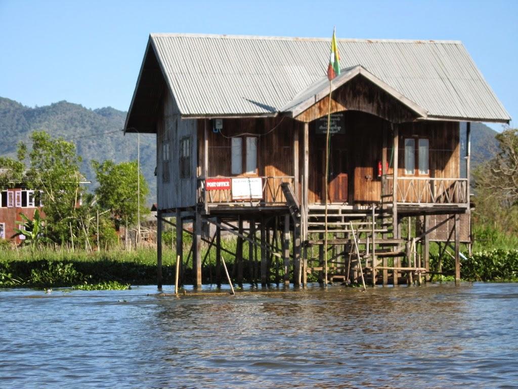 Lake Inle Kalaw