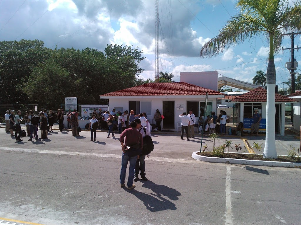 Chetumal to San Pedro