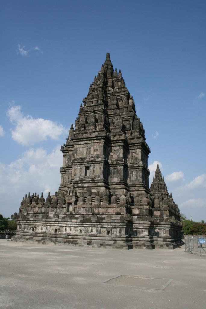 Telples of Prambanan