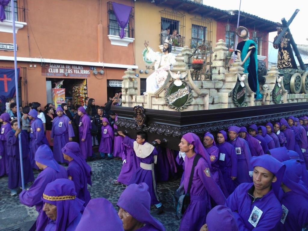 Semena Santa Easter Festival Antigua Guatemala