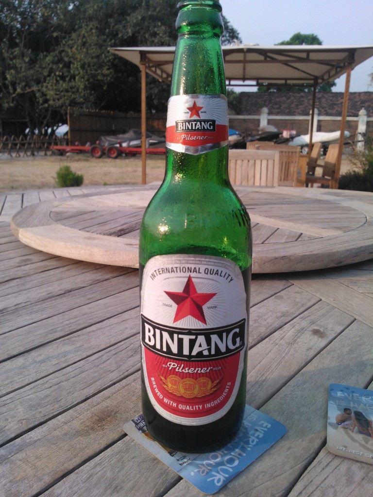 Beers of indonesia bintang