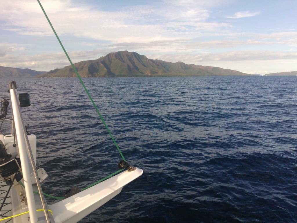 cruising new caledonia