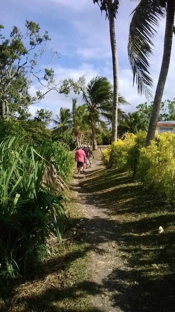Lelepa island