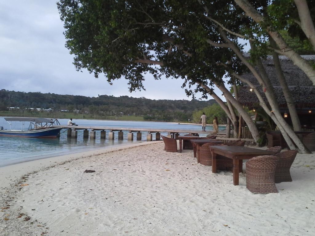 Ratua island luganville vanuatu