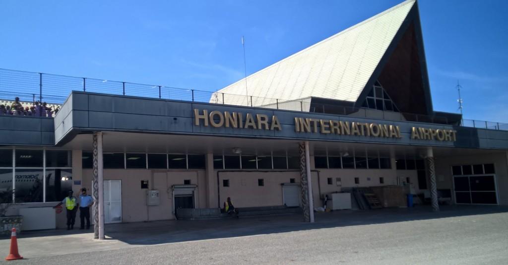 Honira international airport