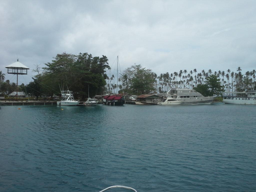 Liapari boat yard solomons