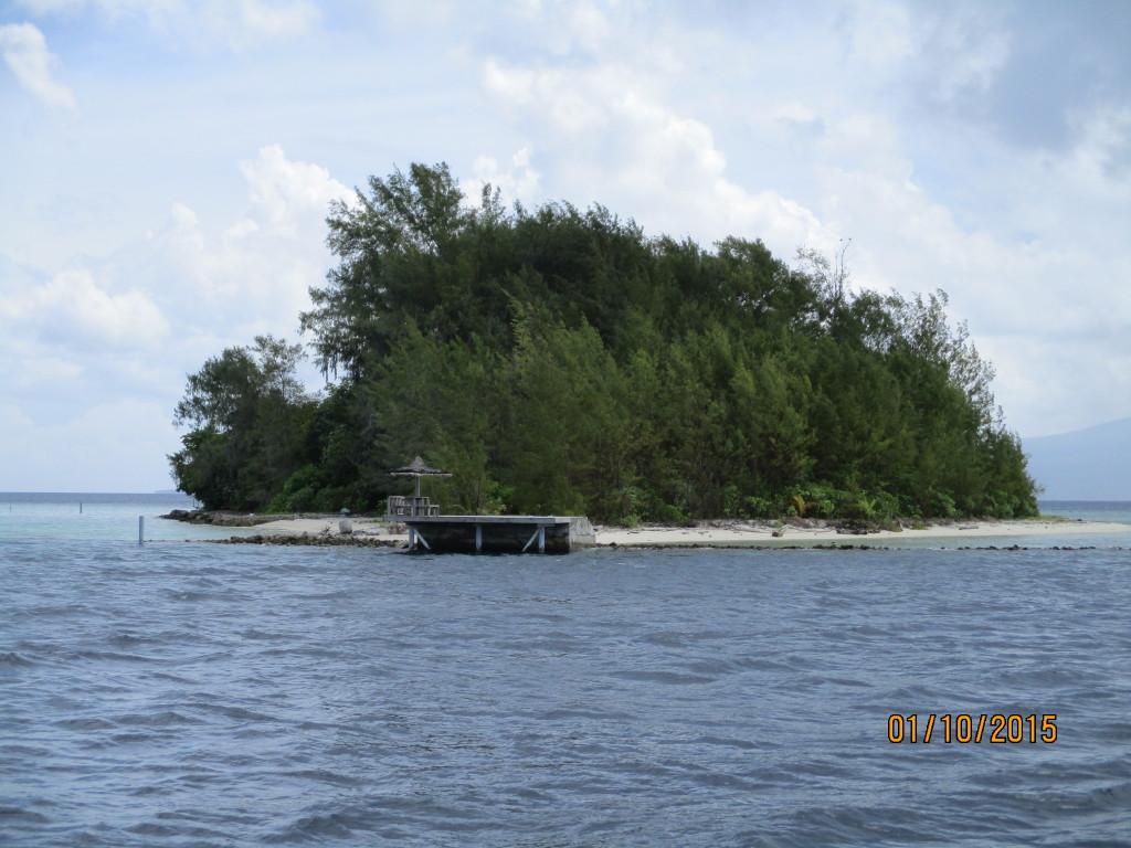 Kennedy island solomons
