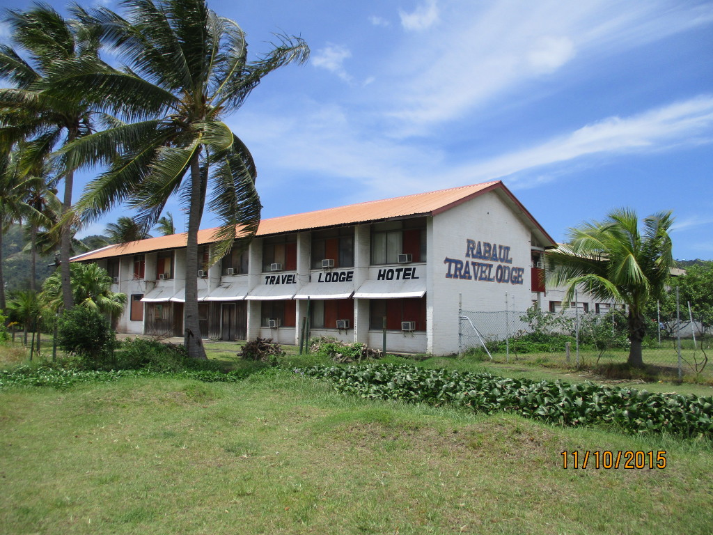 Rabaul travel lodge