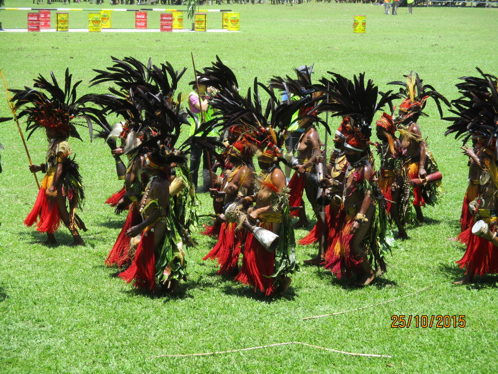 Morobe show 2015