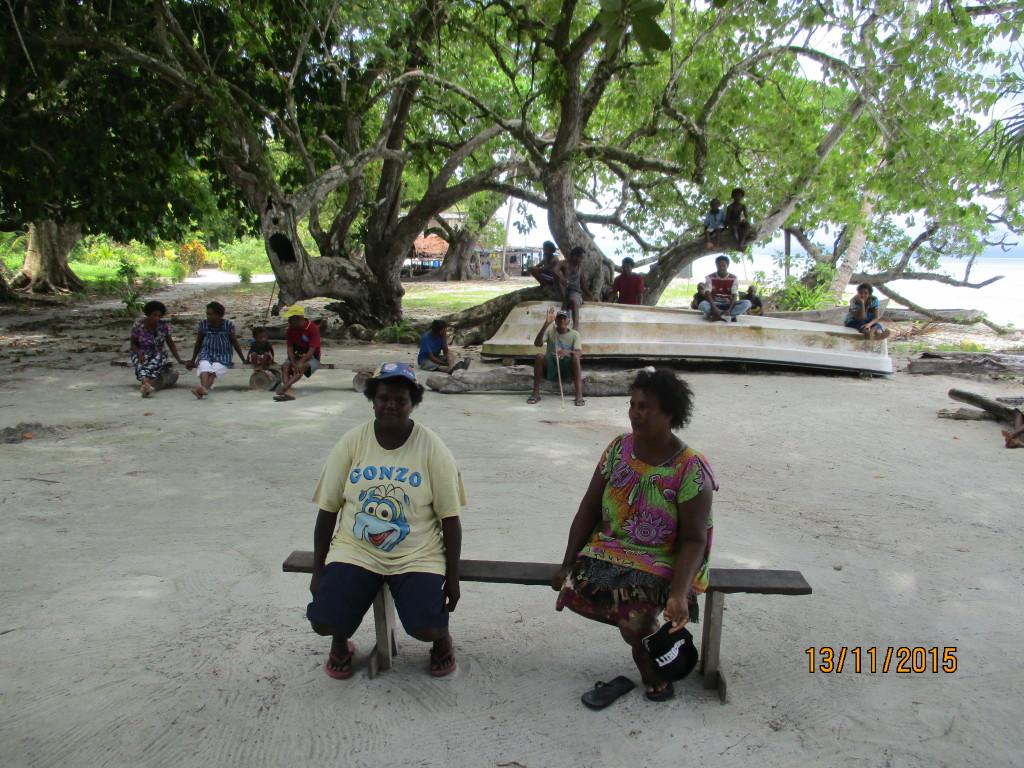 Mussau eloaue island