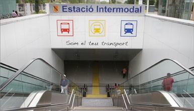TIB bus terminal palma