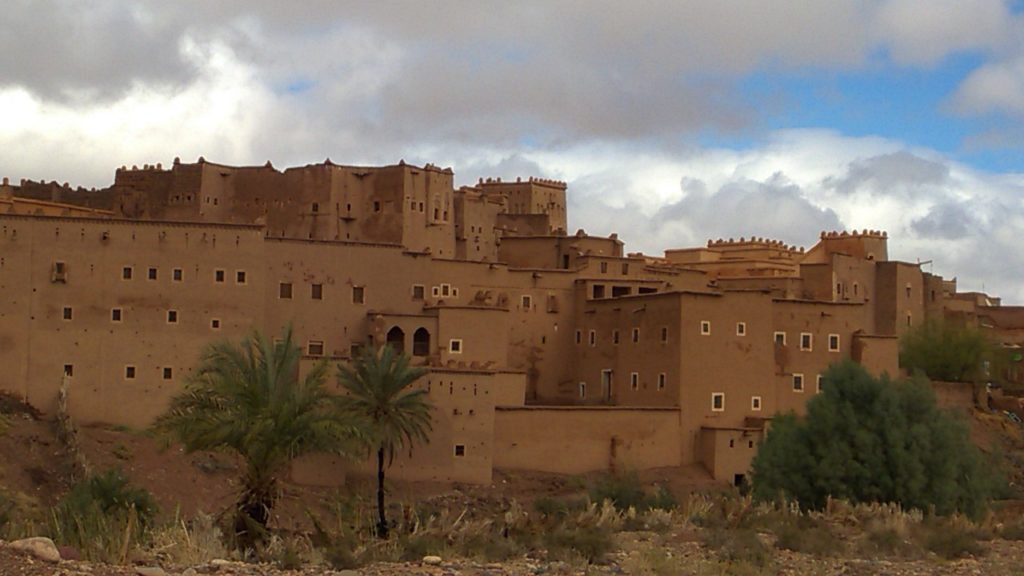 Ouarzazate kasbah