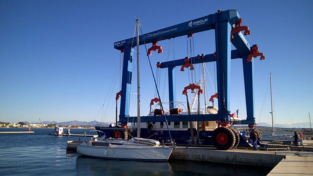 Cleopatras marina preveza greece