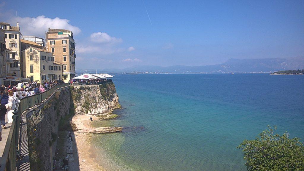 Sailing Corfu greece
