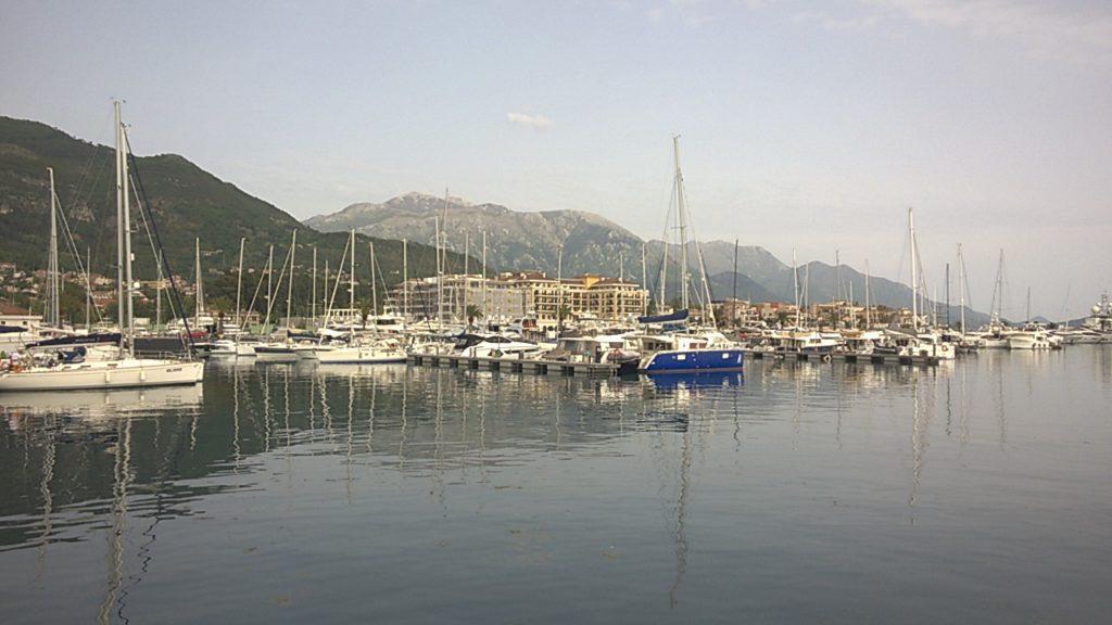 Porto montenegro marina tivat
