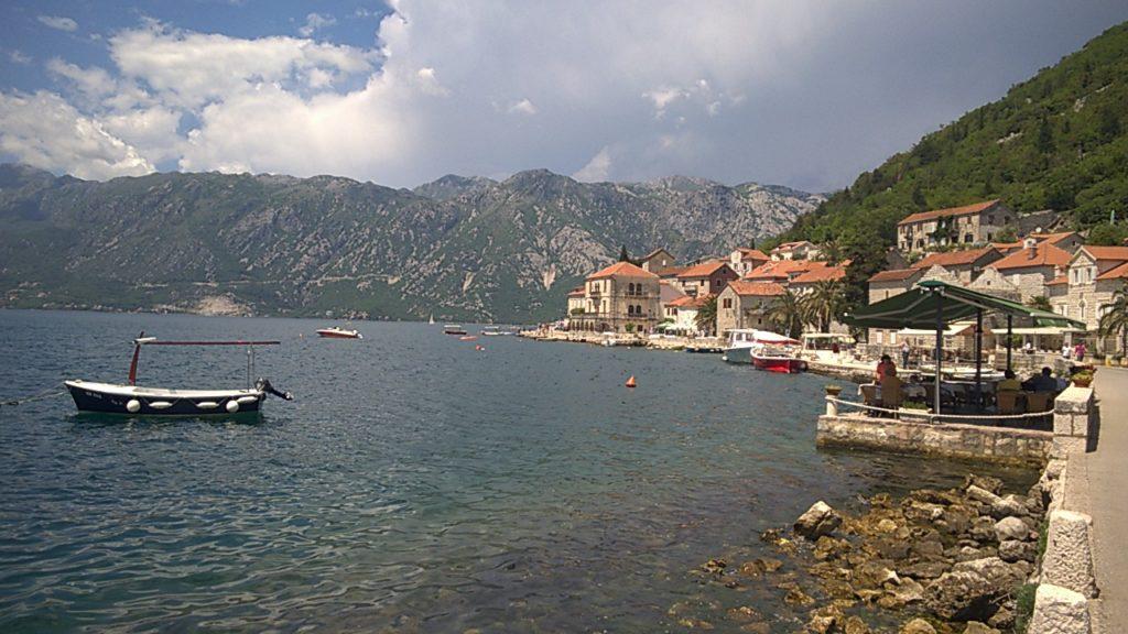 Perast montenegro