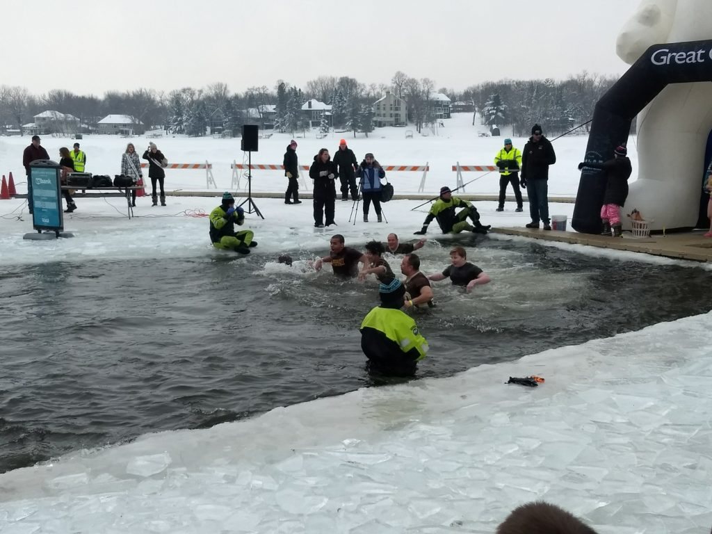 Polar Plunge Minneapolis 2018