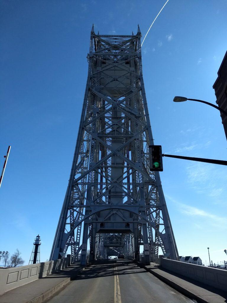 Duluth aetial bridge
